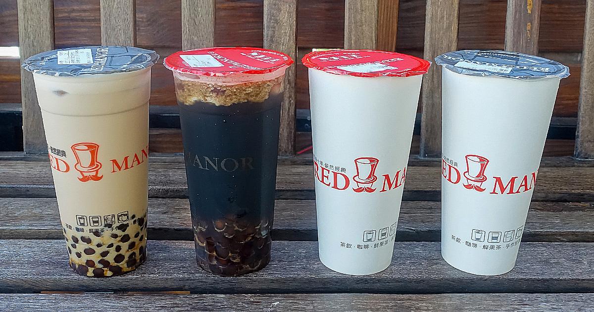 【台南安定區飲料】多口味手工珍珠 連冰塊都經過SGS檢驗~葒莊珍珠輕飲