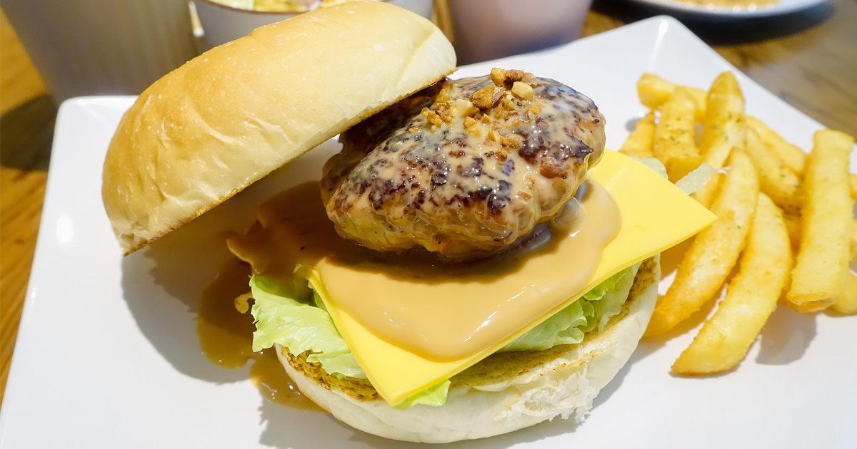 【台南中西區美食】小巷內的早午餐 台北來的美食 手作漢堡~找餐tainan