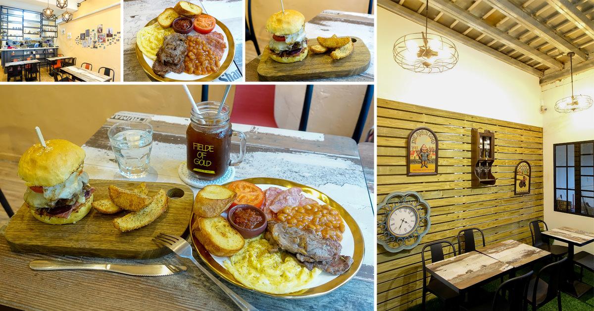 【台南市中西區美食】澳洲主廚美食 隱身於二樓的咖啡館~隱誘咖啡 Cafe' Entice