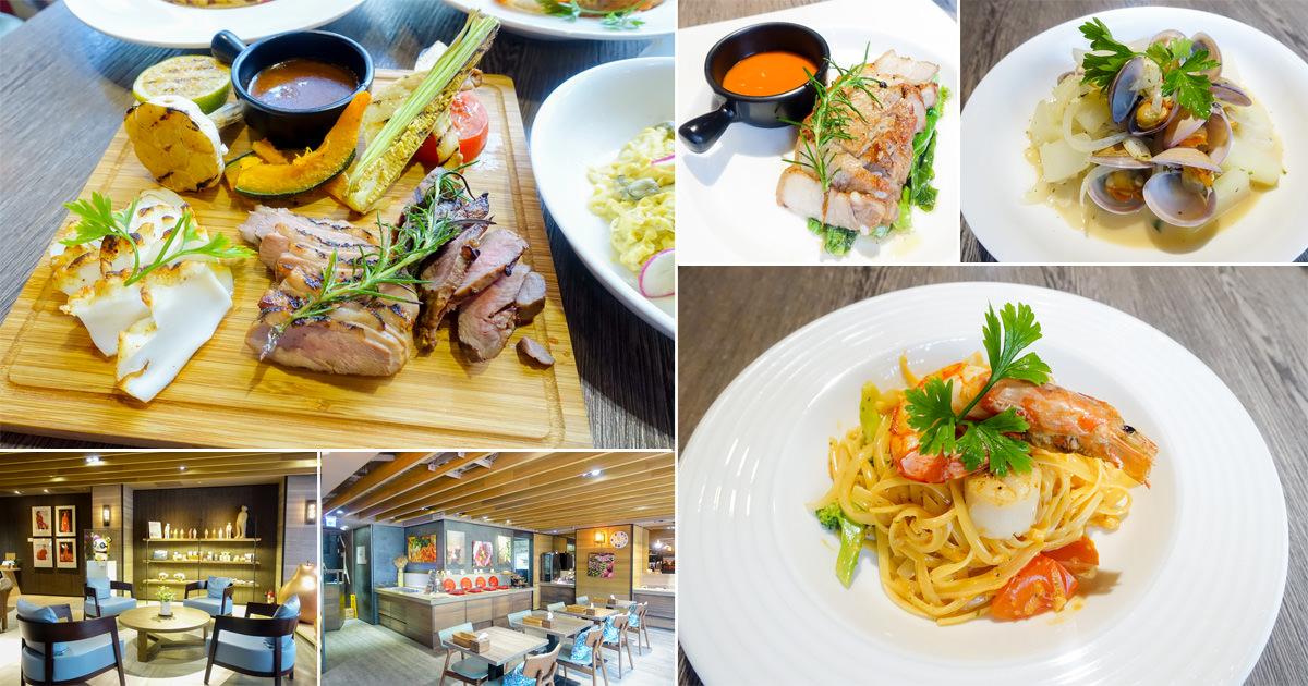 【台南美食】前大飯店主廚料理 中式食材西式作法 當季食材創意料理~chef table food & wine