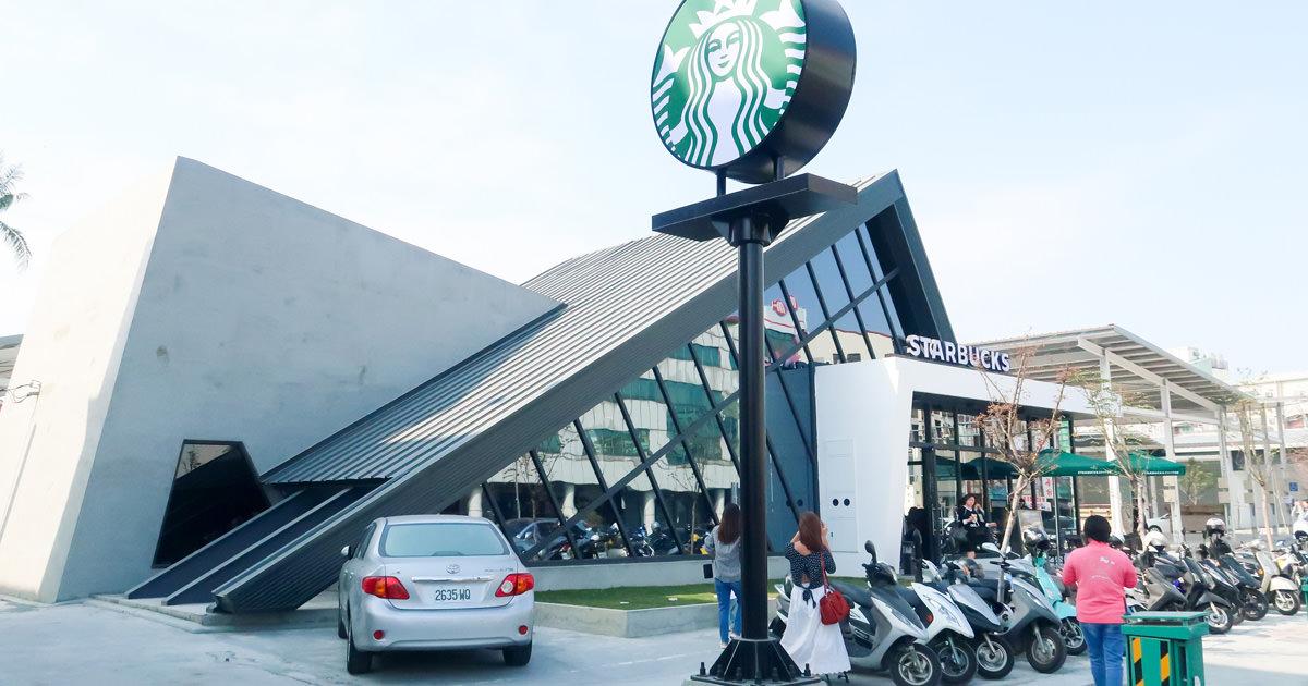 【台南咖啡館】台南首間唯美歐式教堂風|近小北成功夜市~星巴克台南小北門市