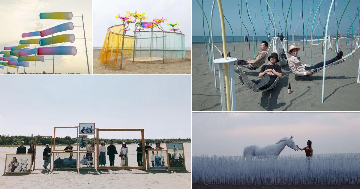 【台南景點】3月30日LaLa徐佳瑩重磅開啟~〝2019漁光島藝術節〞邀您一起重遊海島新樂園