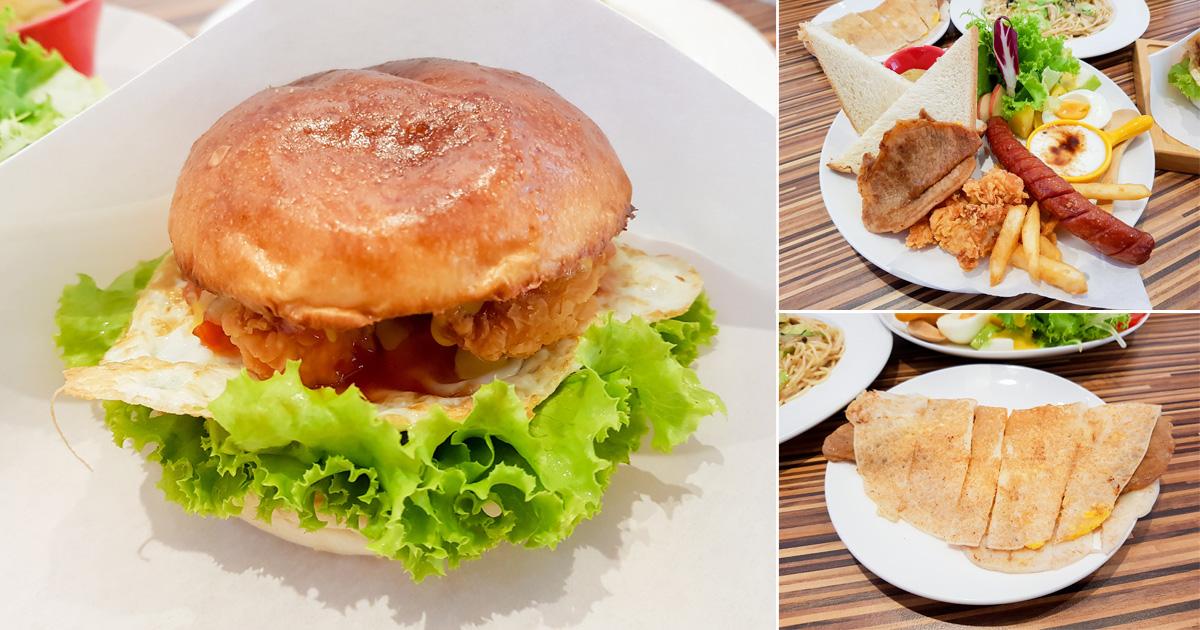 【台南東區】早午餐89元起 育樂街早餐店 自製燒肉.古早味粉漿蛋餅~早安mumu