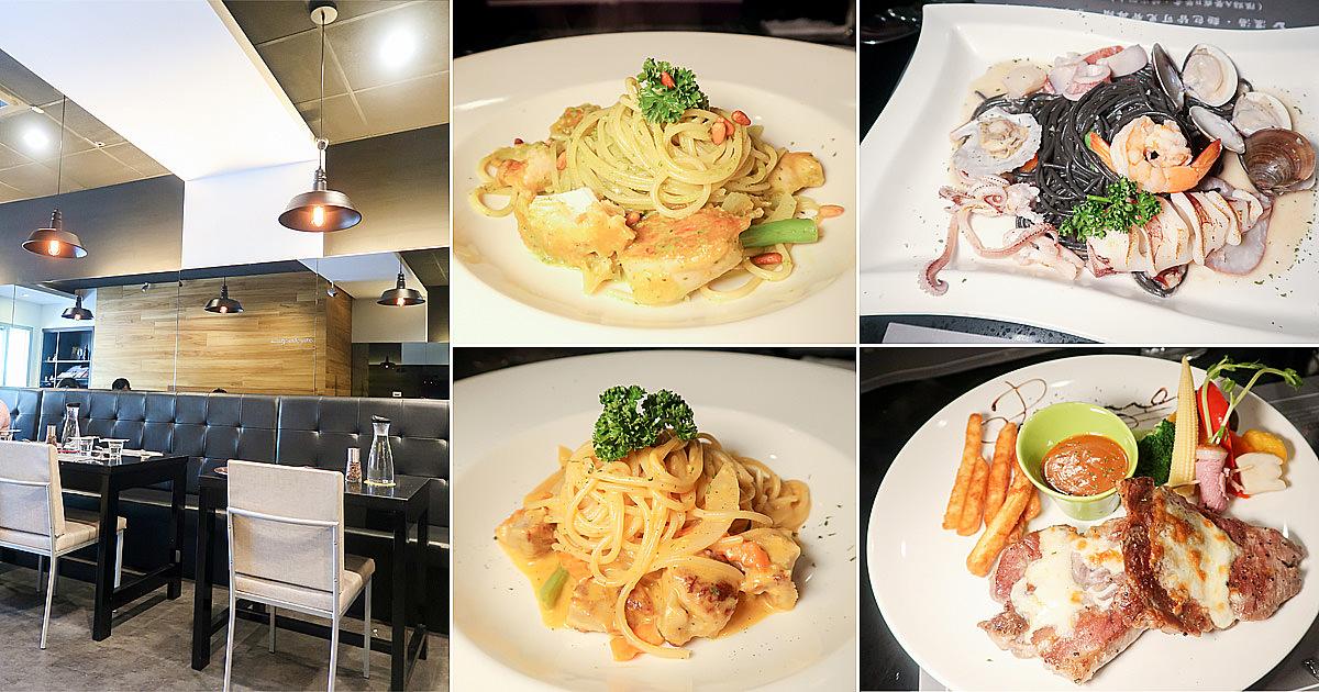 【安平美食】濃湯麵包無限續加|台南市政府旁美食|B餐飲料任選不加價~~皮亞諾義利廚房