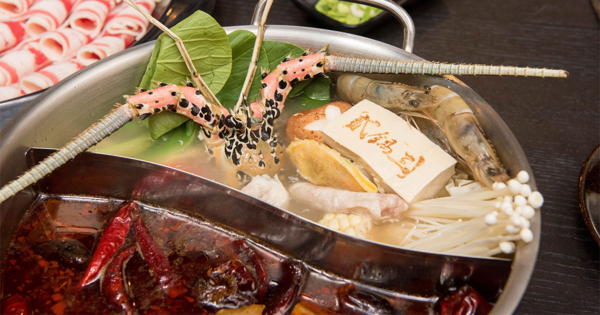 【台南美食】肉很大盤海鮮很豐盛 賓士KTV關係企業 浮誇海陸鍋物 個人獨享套餐~~貳鍋三新精緻鍋物
