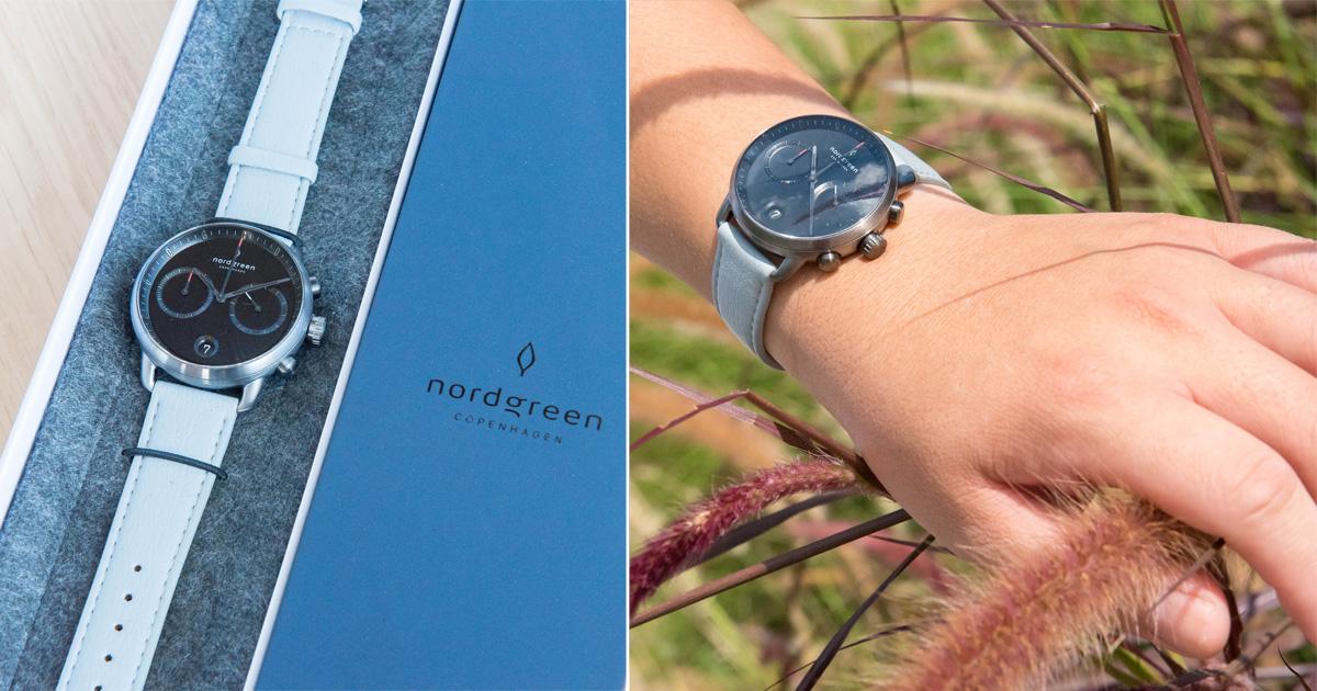 【國際錶款】來自丹麥簡約錶款|設計師品牌日本機蕊|輸入折扣碼可享八五折優惠|提供免費全球快運|兩年保固~~Nordgreen