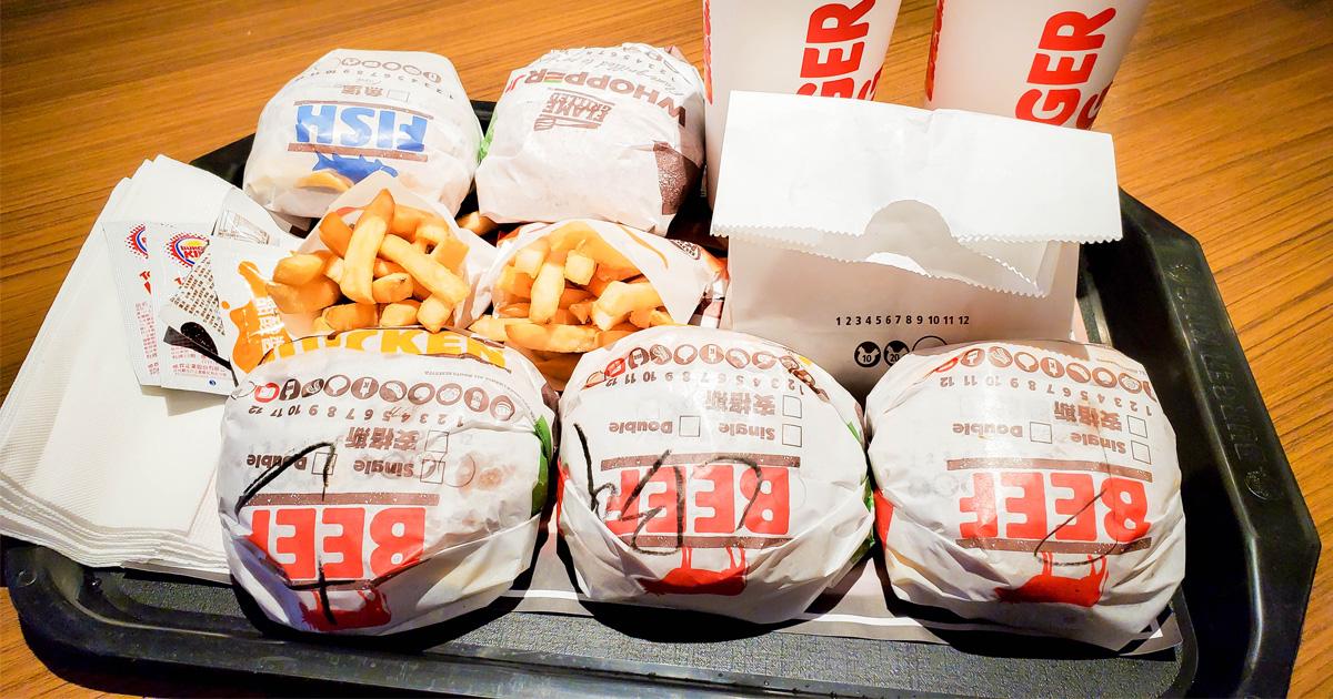 【台南美食】想吃暫時先跑高雄吧|九月華堡就來台南了|漢堡王九月正式進軍台南~~漢堡王台南店