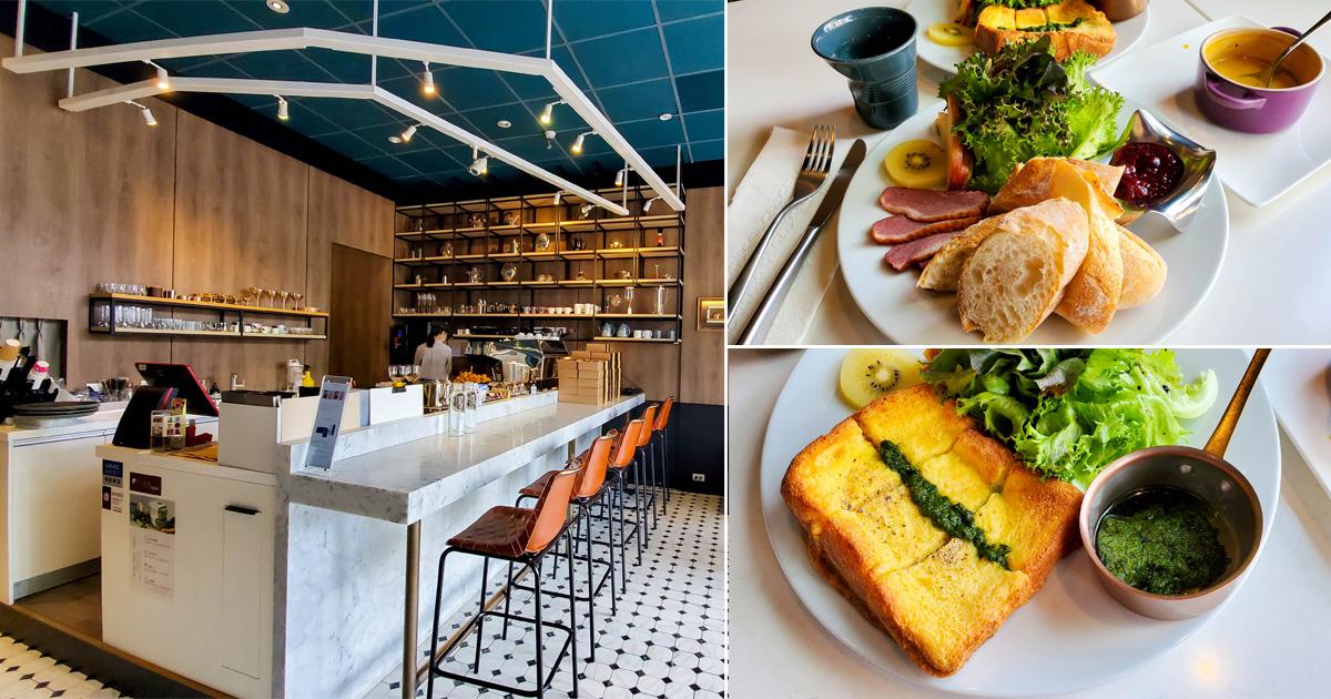 【台南美食】美國 Primus Labs認證蔬菜|餐點可加價升級套餐及甜點|進口食材的早午餐|飲品外帶價~~L'esprit café 初衷咖啡