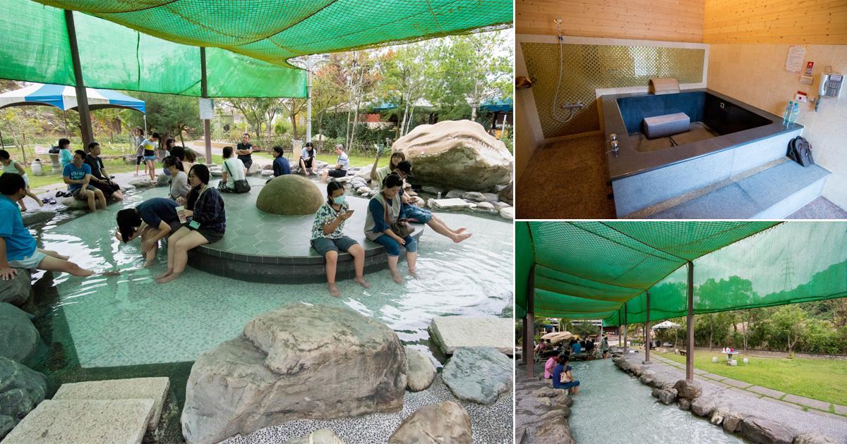 【台南溫泉】台南溫泉美人湯|門票50元讓你泡腳泡到舒服舒服的|個人湯屋|戶外包池一小時750元|碳酸氫鹽泉~~楠西龜丹溫泉體驗池