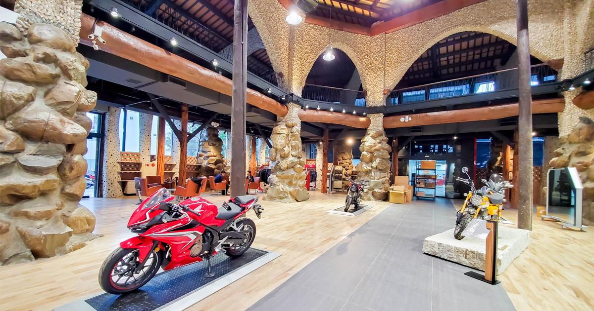 【臺南重機】台南首家HONDA Motorcycles|HONDA重機臺南經銷據點|重機維修|車友據點~~HONDA Motorcycles台南店