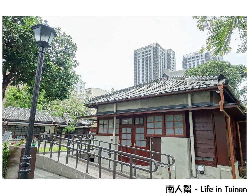 納涼屋(原臺南州立農事試驗場宿舍群)