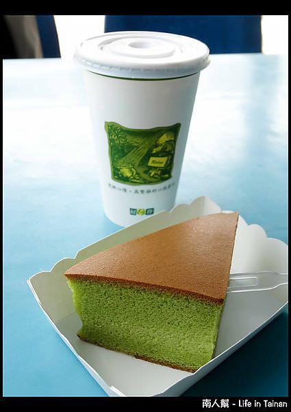 走馬瀨農場-冰咖啡(70元附蛋糕)