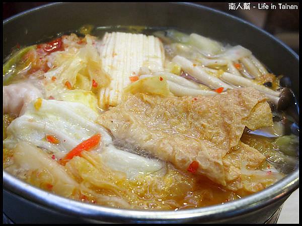 歐圖咖啡廚房(台南新市店)-韓式泡菜鍋(178元)