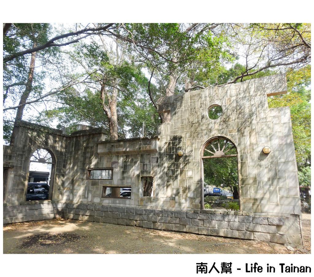 【台南市東區-景點】滿適合拍人像、黑白照的#東和公園#