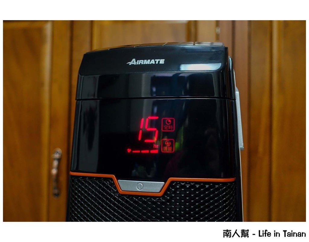 AIRMATE艾美特智能溫控陶瓷電暖器