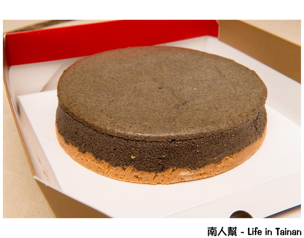【宅配美食】芝麻起司蛋糕 & 司康 # 華膳空廚 # 網購美食