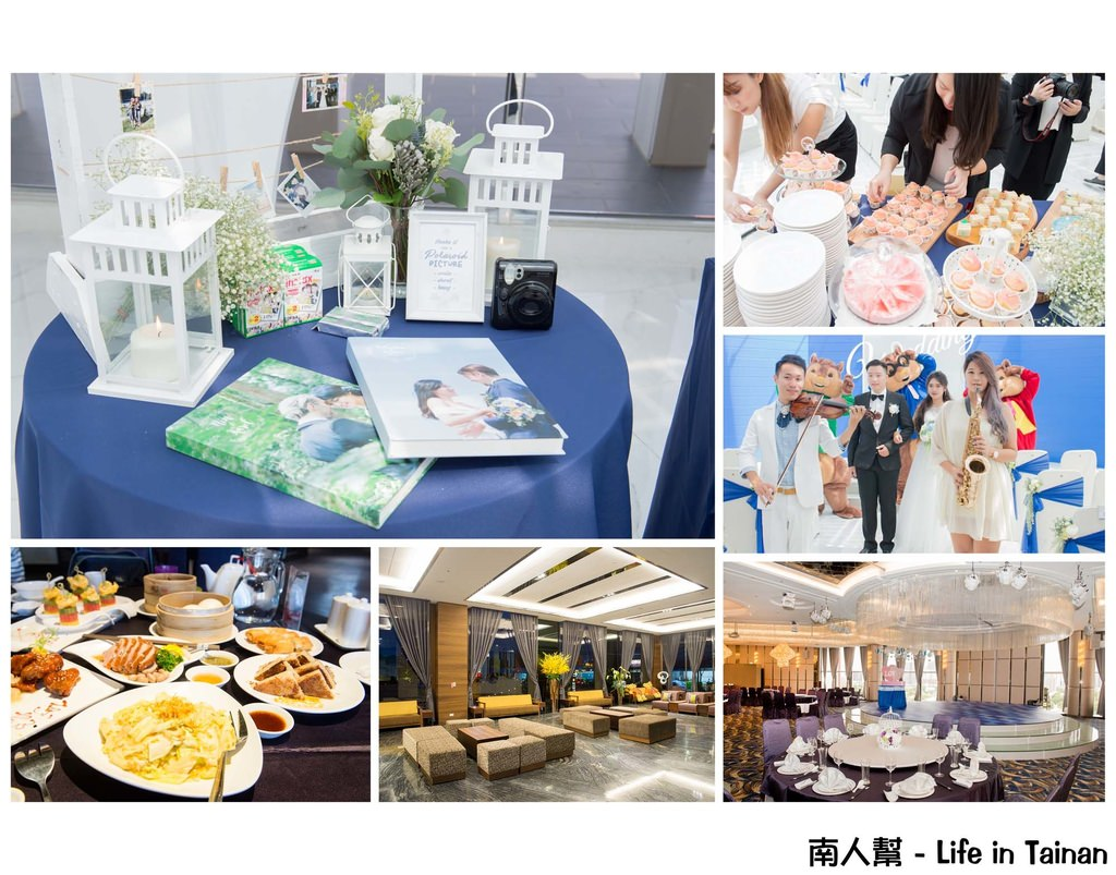 【高雄前鎮區】東東東悅坊 高雄東東宴會式場 打造與眾不同新式戶外婚禮 ~ 陽光雲頂