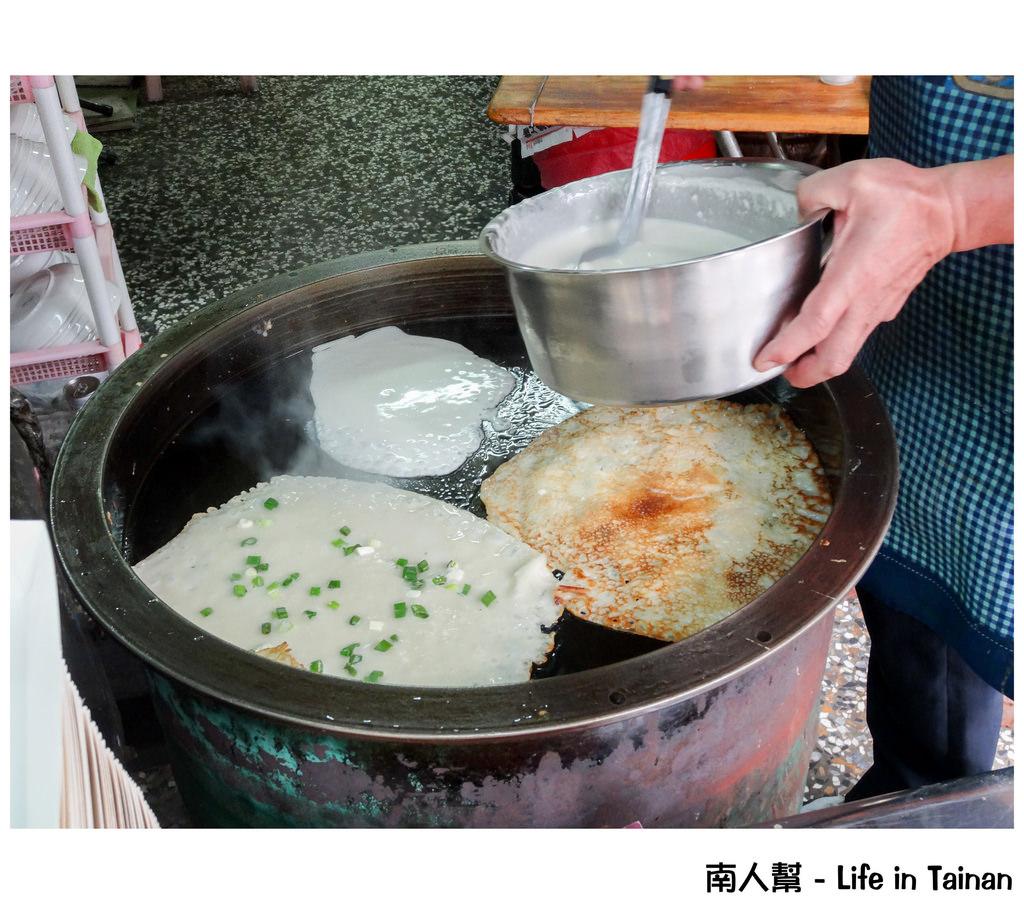 東區阿公阿婆蛋餅