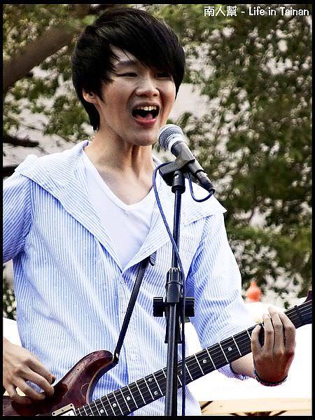 【簽唱活動】IO樂團(台南南方公園)