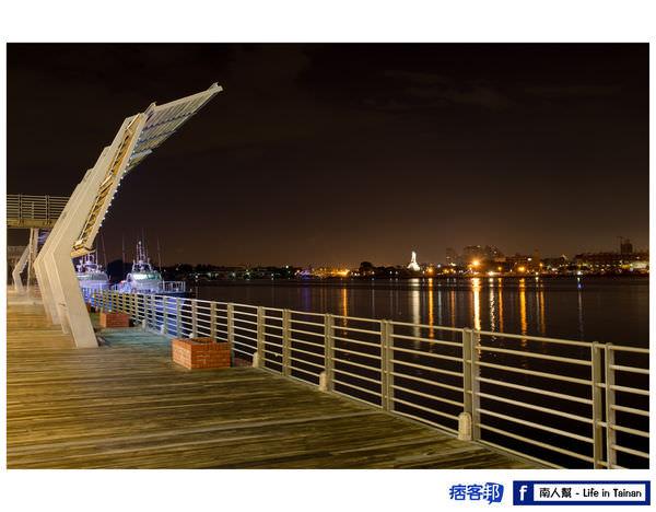 【台南市安平區-景點】碧海風景碼頭(安平漁港觀光直銷中心)