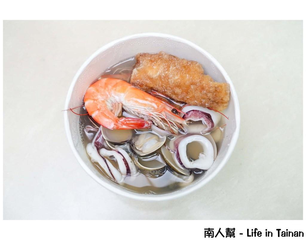 冠津海產粥