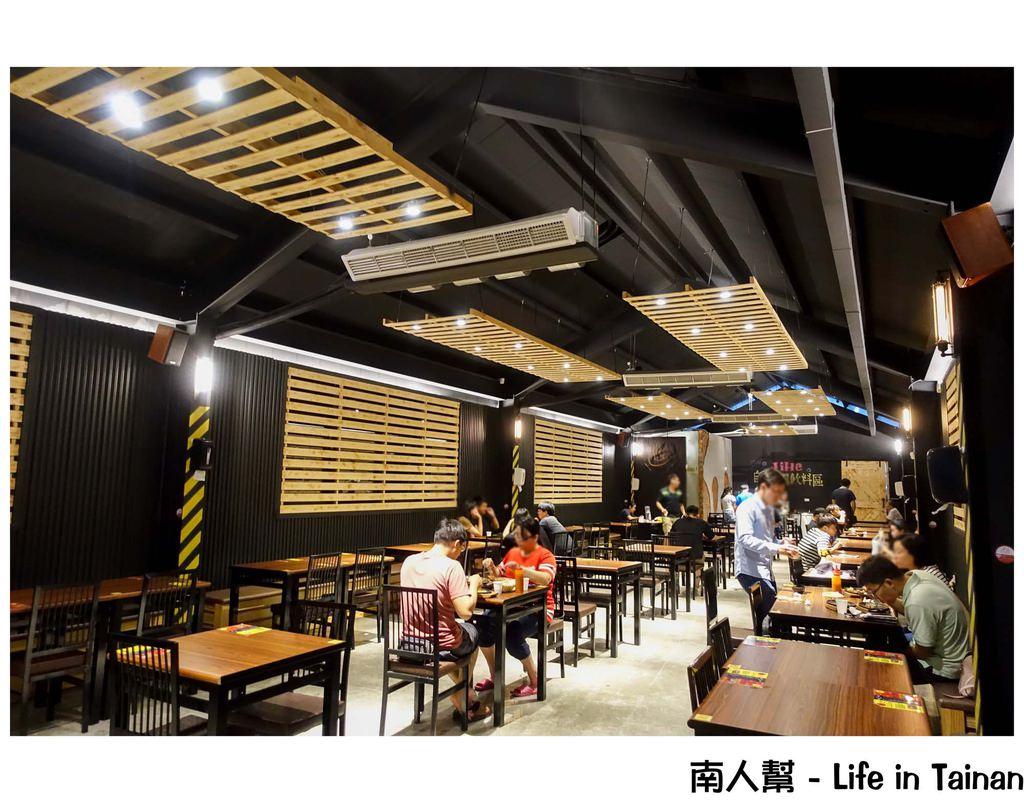 吉鶴牛排-台南花園店