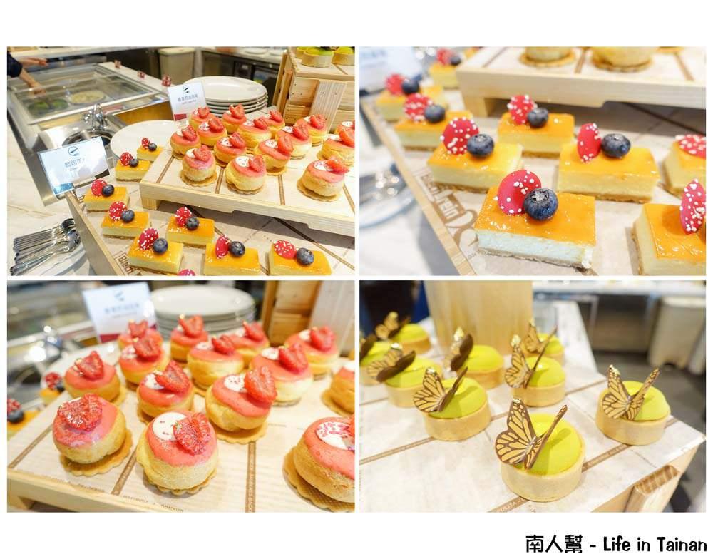 台南大員皇冠假日酒店-元素自助餐廳