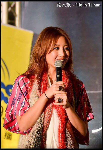 alin 幸福了然後呢 台南簽唱會-3