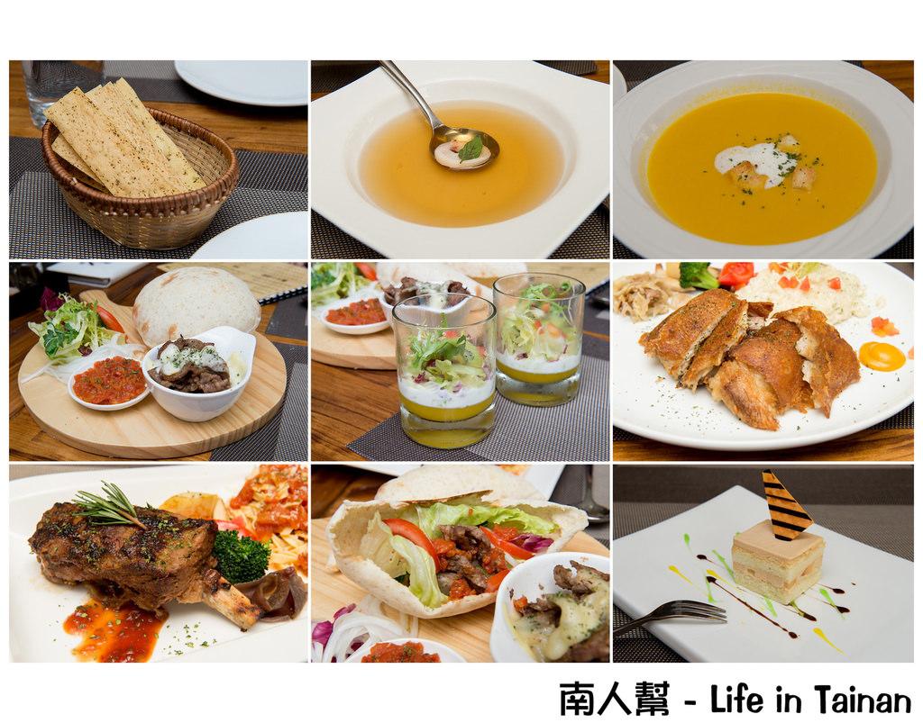 【台南市南區-美食】高貴不貴的義式料理#洛義Roy義式料理#