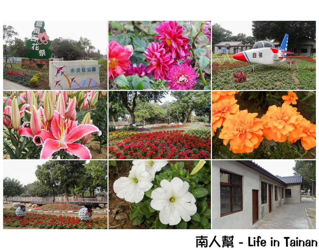【台南市活動】有小綿羊和飛機的陪伴 # 2015百花祭 水交社公園 #