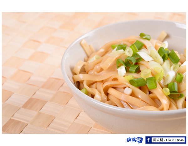 【台南市關廟區-美食】何上口麵(乾的關廟麵)