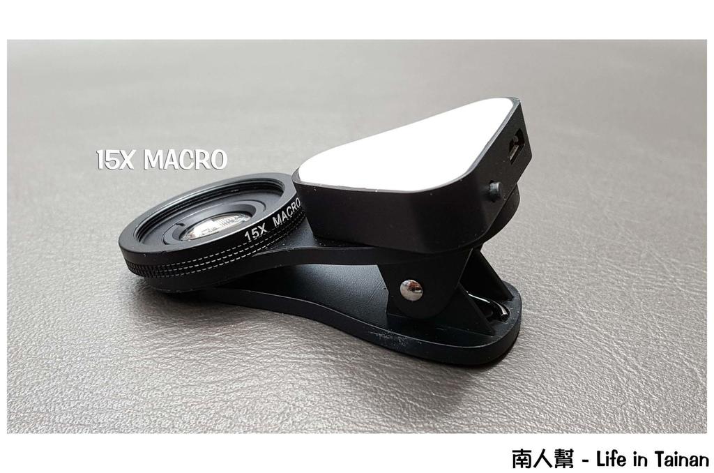 LIEQI LQ-035 廣角+微距 鏡頭