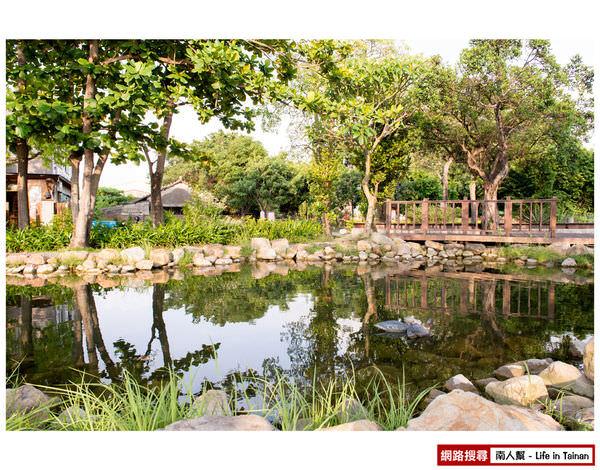 【台南市安平區-景點】四季公園(安平古港道)