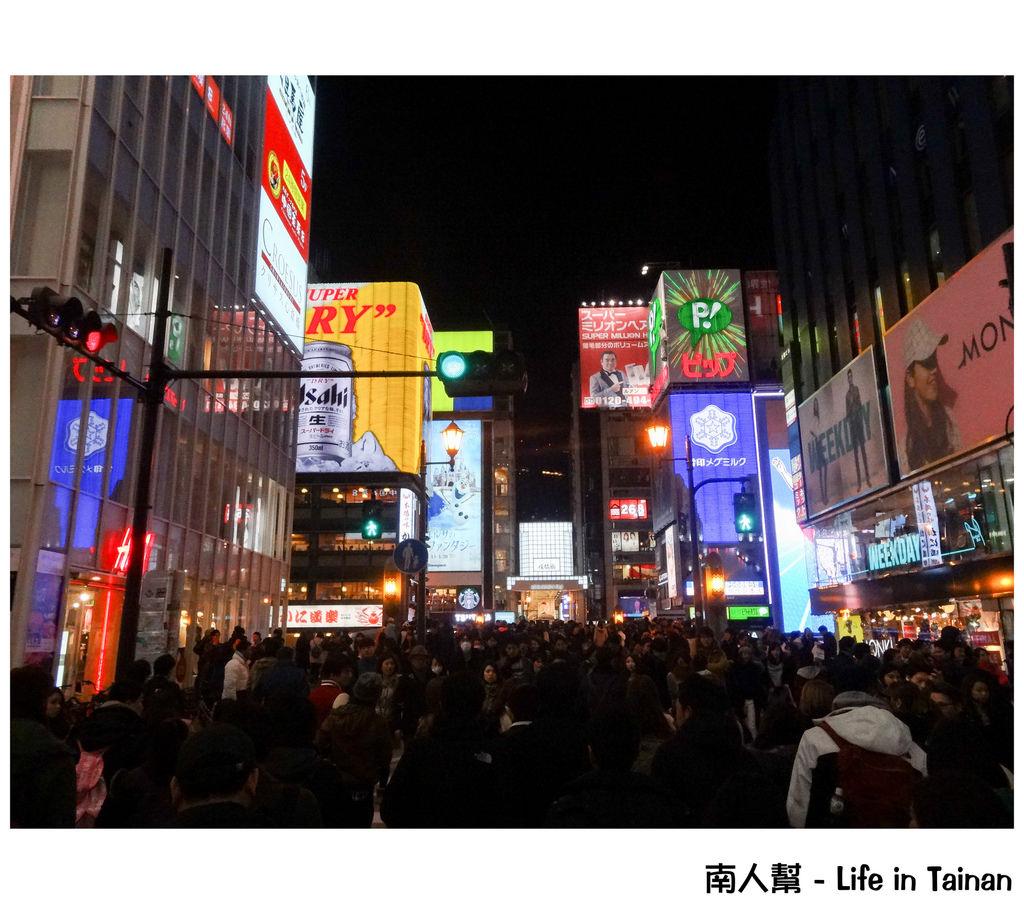 日本大阪自由行-心齋橋筋
