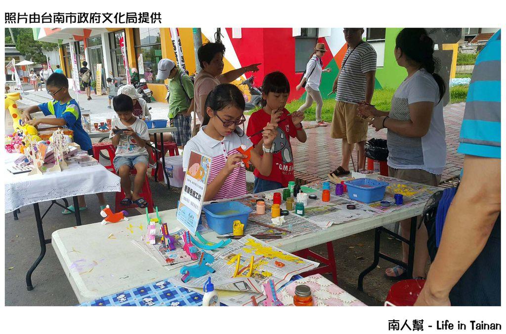 「噍吧哖文化生活節」避暑市集 多種免費手作等你來體驗!