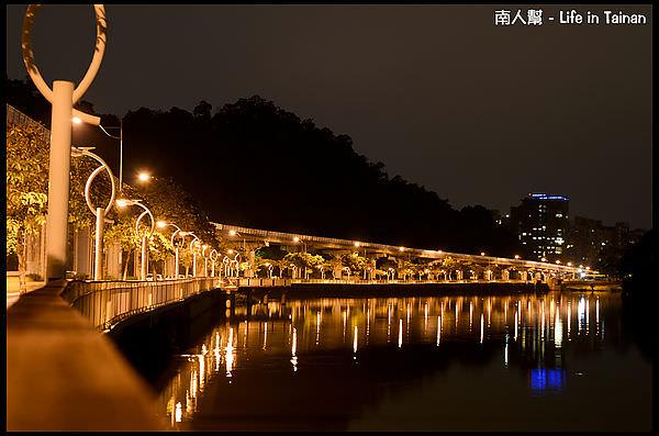 【台北市內湖區-風景】大湖公園夜景