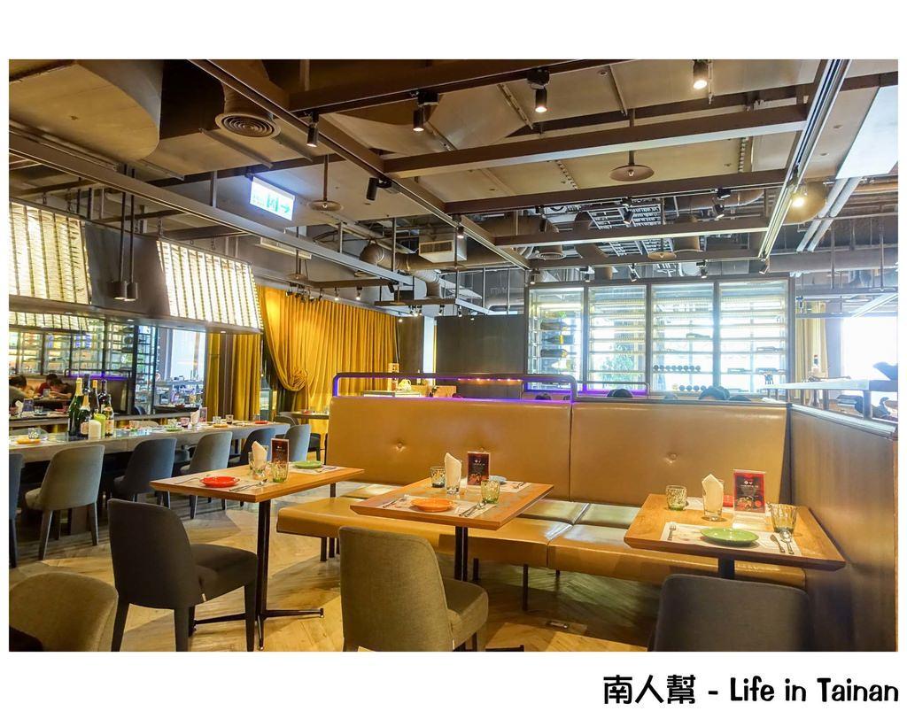 bistro88 義法餐酒館 台南小西門店
