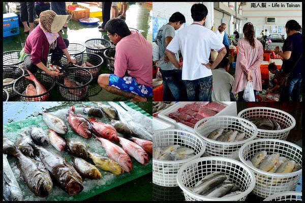 將軍漁港魚貨拍賣場-01