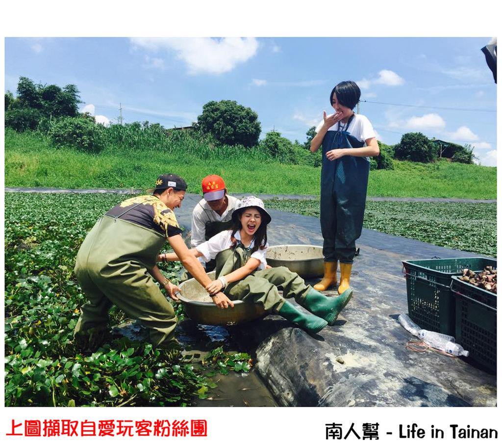 【愛玩客-台南】台南玩很怪XD 神秘秒殺野餐