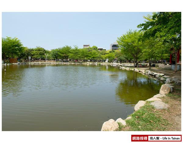 【台南市南區-景點】水萍塭公園(原台南 正義公園)