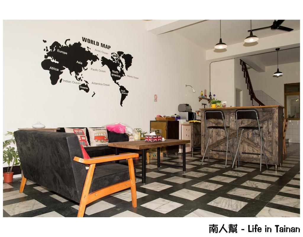 【台南中西區-住宿】OC Hostel 歐嬉客棧