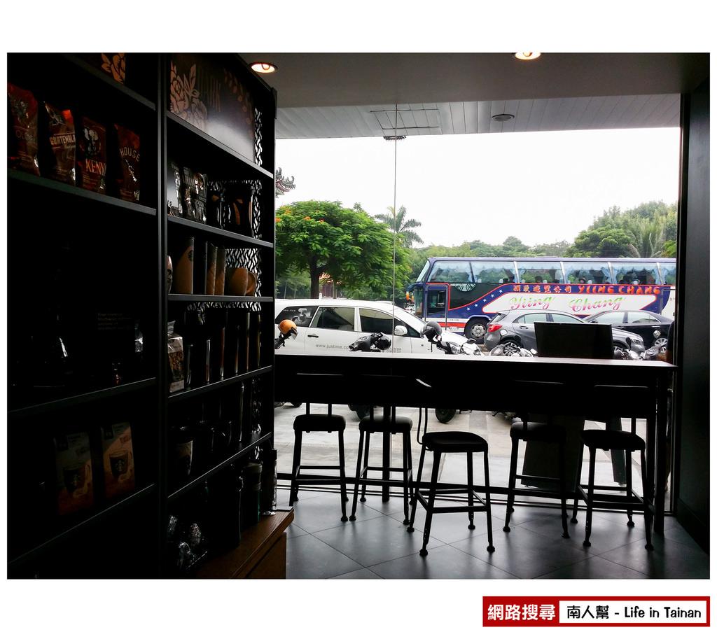 星巴克台南健康門市