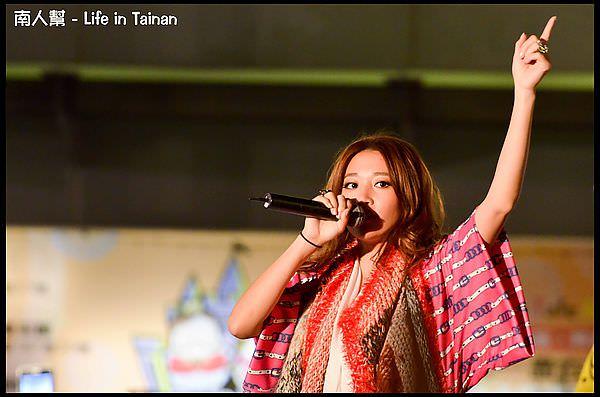alin 幸福了然後呢 台南簽唱會-5