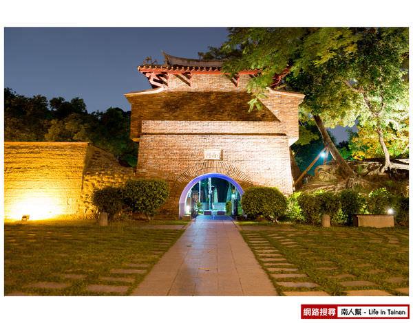 【台南市東區-景點】小西門(三級古蹟)、小西門舊址、小東門遺址