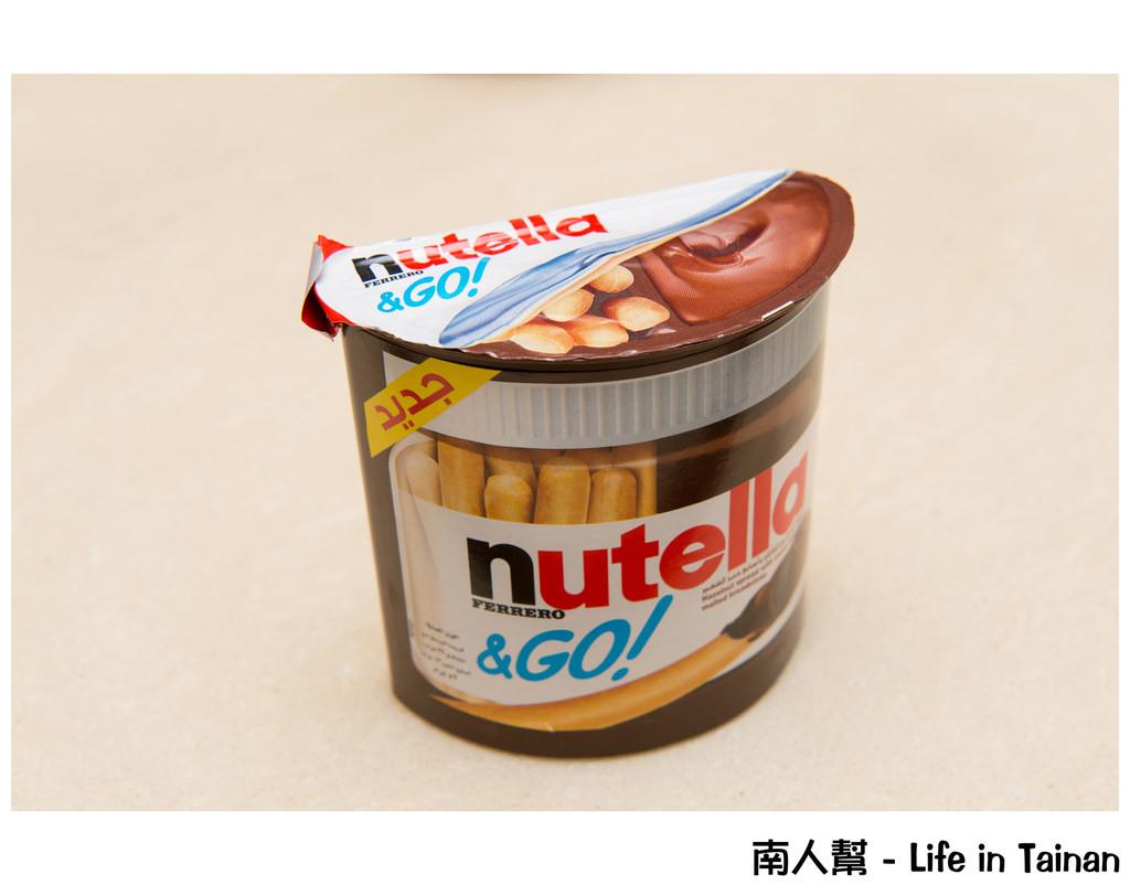 【餅乾糖果】全家獨賣超缺貨的#能多益隨手杯(nutella巧克力棒)#