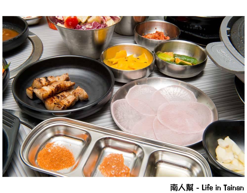金大尉創意韓餐學院