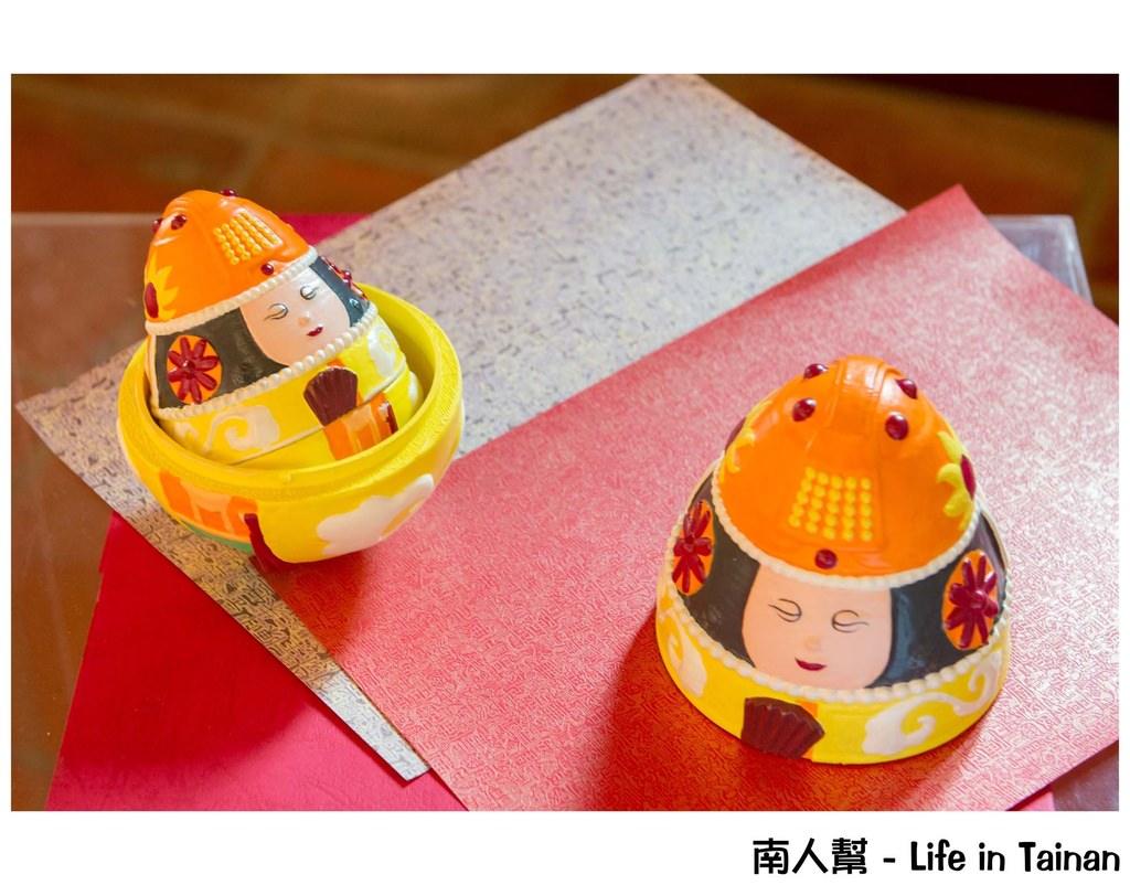 金紙造型吐司&台南廟會優質化展覽