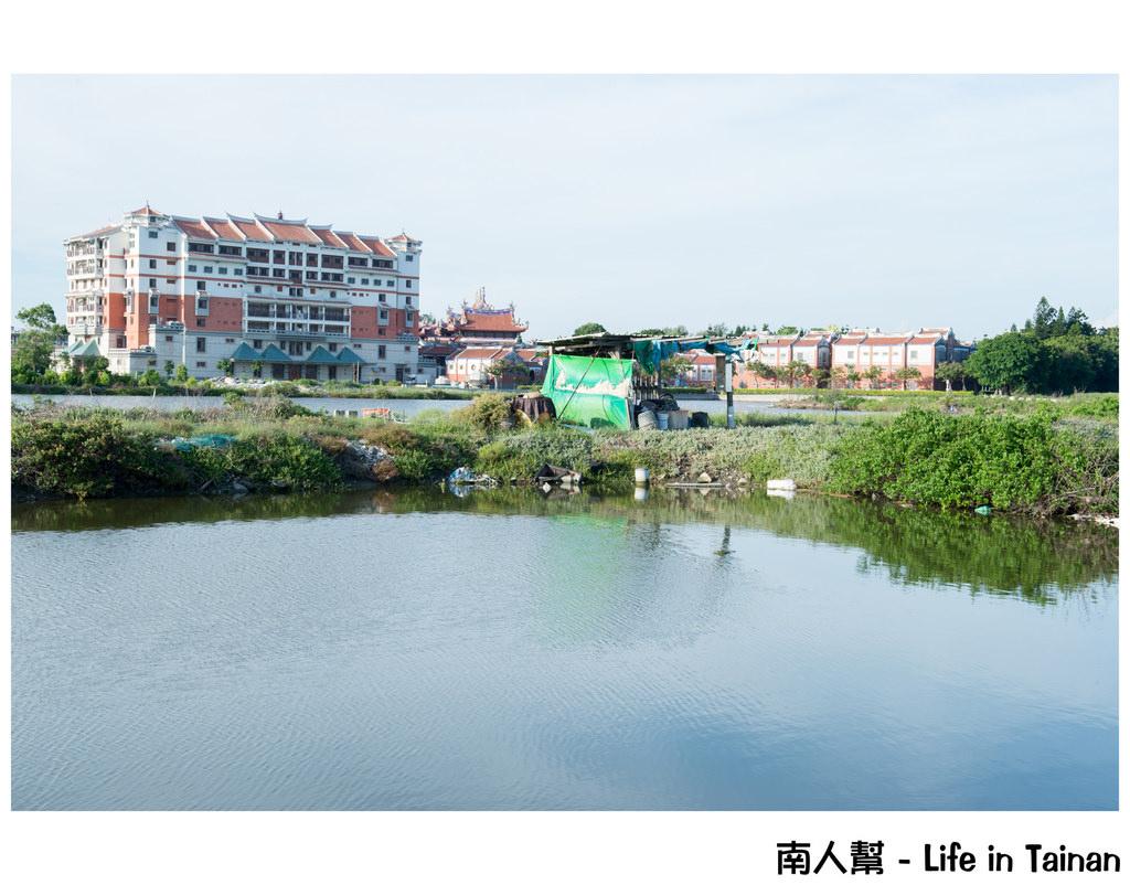 洪通故居(台南北門)
