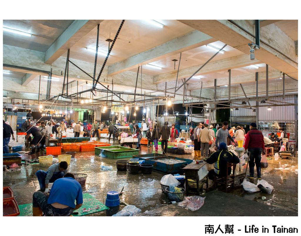 安平魚市場