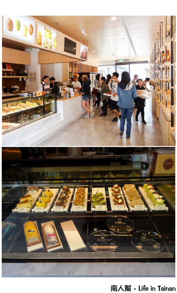 帕莎蒂娜臺南市長官邸&帕莎蒂娜烘焙坊台南南門店